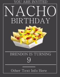 Taco Tuesdays Restaurant Flyer Template