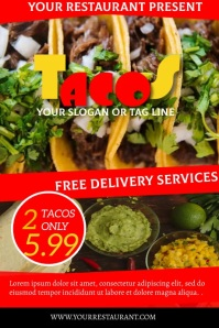 TACOS Poster template