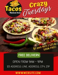 TACOS Pamflet (Letter AS) template