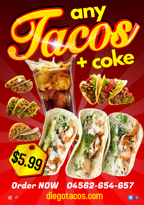 tacos leaflet