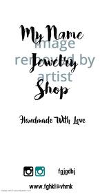 Sho card Jewelry Clothing Fashion