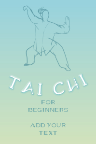 tai chi taiji- for beginners