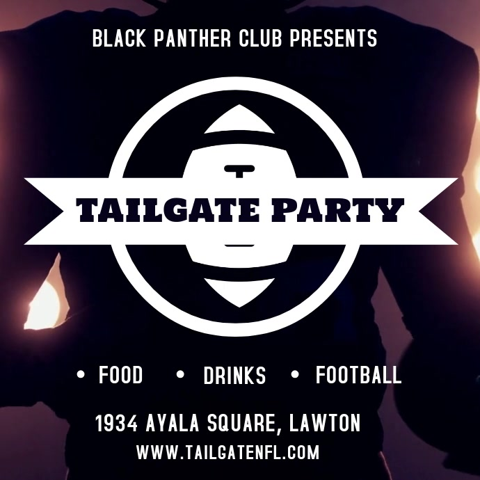 Tailgate Party Video
