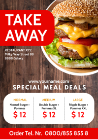 Restaurant Take Out Away Fast Food
