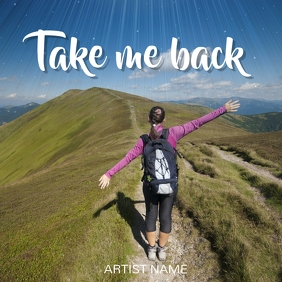 Take me back Album Art 2 Ikhava ye-Albhamu template