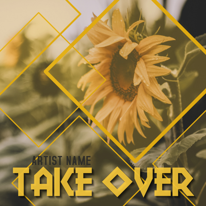 TAKE OVER ALBUM ART