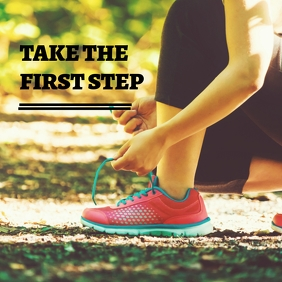 Take the first step