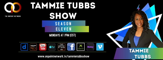 Tammie Tubbs Show Banner Couverture Facebook template