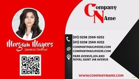 TARJETA Business Card template