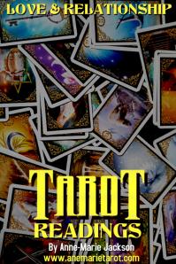 Tarot card Readings Poster Template