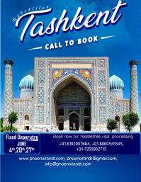 Tashkent Fixed Departure