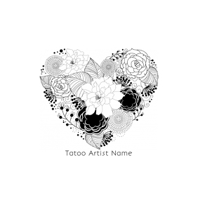 tattoo artist/studio logo