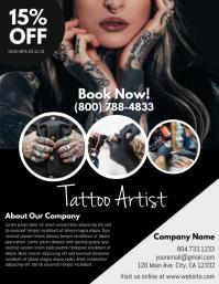 70+ Tattoo Customizable Design Templates | PosterMyWall