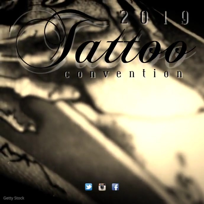 Tattoo Festival Video Promotion