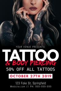 Tattoo Sale Poster
