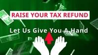 Tax Ad Digital Template