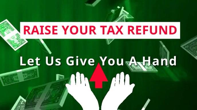 Tax Ad Digital Template Digitalt display (16:9)