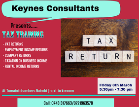 Tax returns training