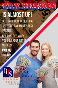 Tax Season Service