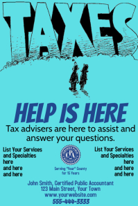Tax Service Adverting