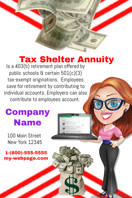 Tax Shelter Annuity