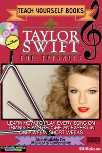TAYLOR SWIFT FOR TRIANGLE