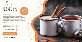 Tea and Breakfast Eatery Discount Voucher