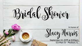 Tea Time Bridal Shower