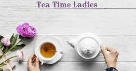 Tea Time Ladies 2