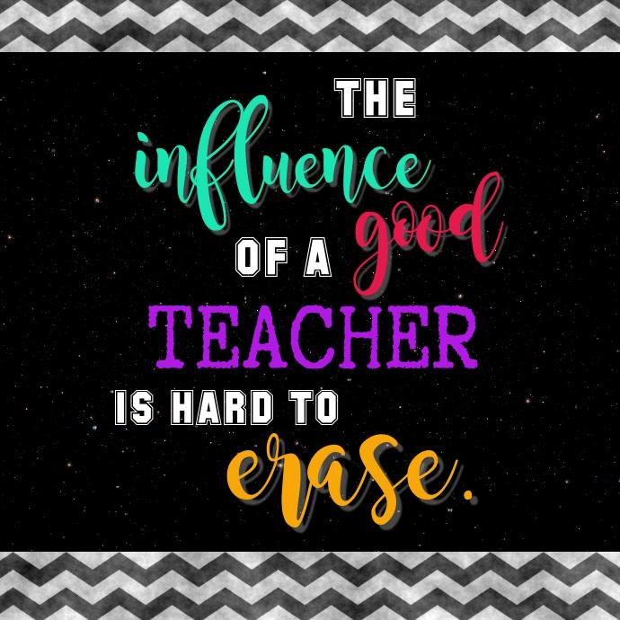 Teacher Appreciation Video