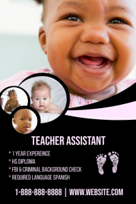 Teacher Assistant Needed