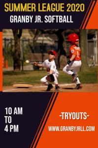 Team Sports Flyer