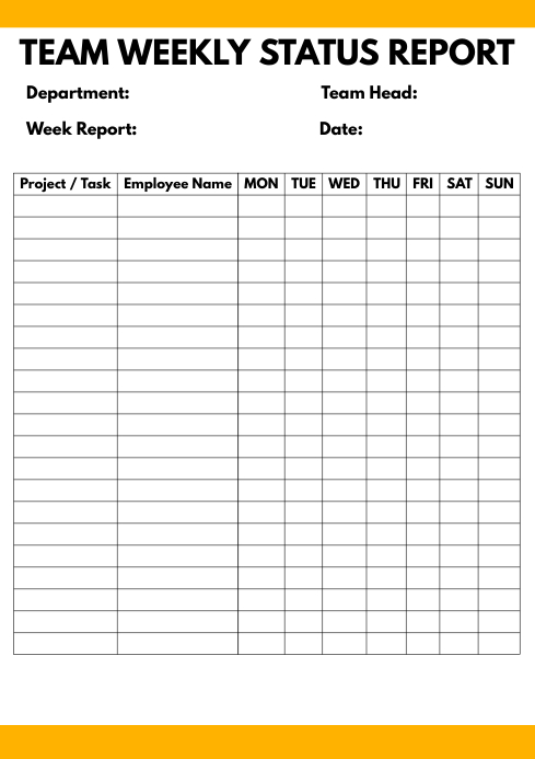 Weekly Status Report Template from d1csarkz8obe9u.cloudfront.net
