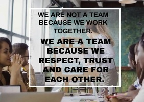 TEAM WORK QUOTE TEMPLATE A6