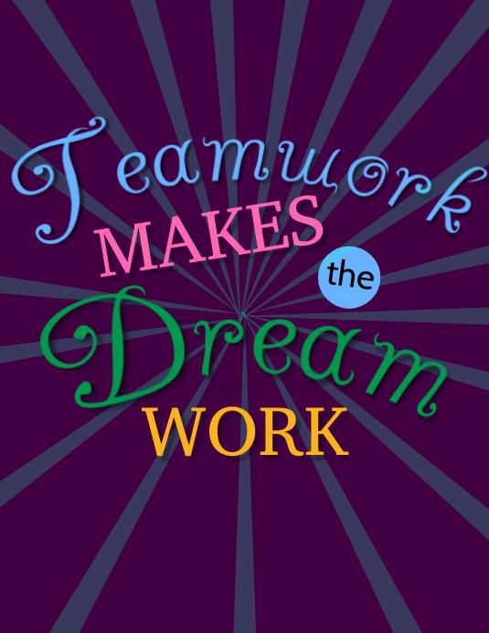 Teamwork Template
