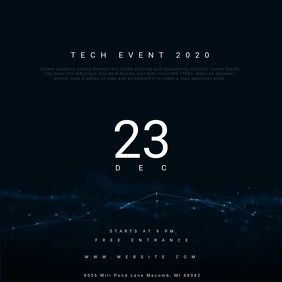 Tech Event