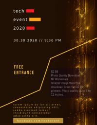 Tech Event Template