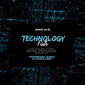 Technology Fair expo Robotic Robot Video
