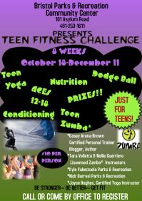 Teen Fitness Challenge