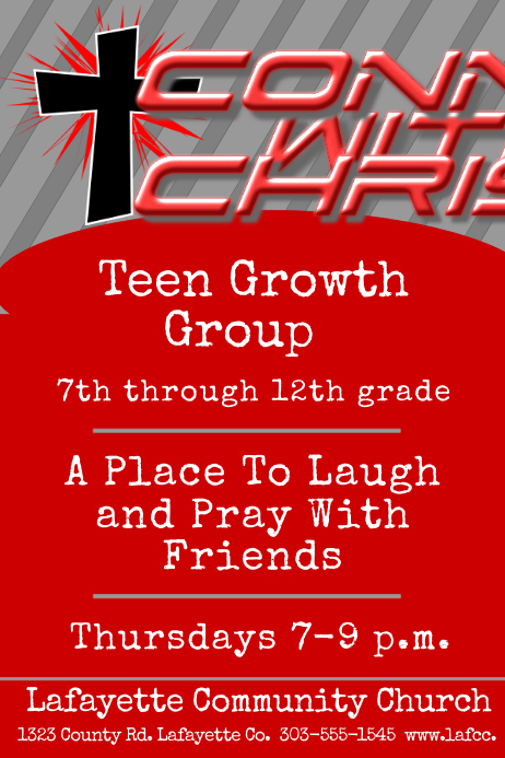 Teen Growth Group