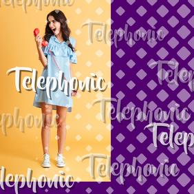 Telephonic Album Art