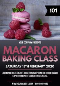 Template baking class macaron