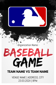 Template baseball