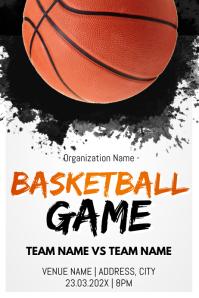 Template basketball