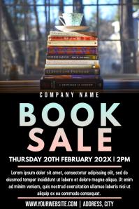 Template book sale