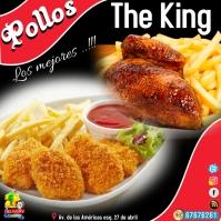 template chicken Logo