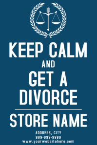Template divorce lawyer