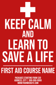 Template first aid