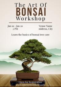 Template gardening bonsai class