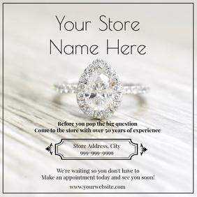 Template jewellery